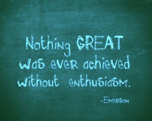 Emerson-Enthusiasm