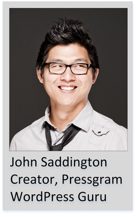 John Saddington pull box