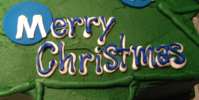 Merry Christmas - Video screengrab