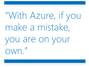 PQ - Managed - Azure on your own