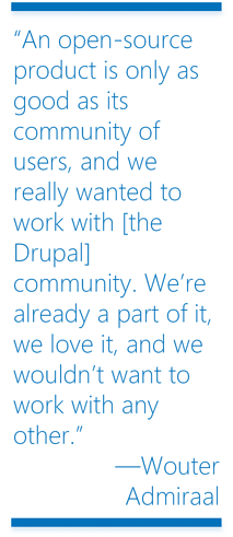 PQ - Managed - Opigno Drupal community